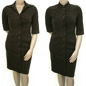 AGB 8, Button Up Dress
